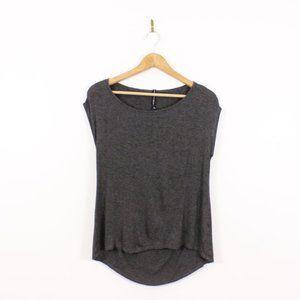 W118  by Walter Baker Open Back T Shirt